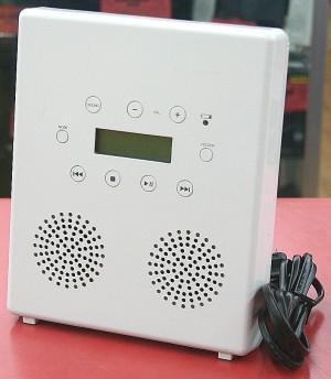 無印良品 防水型CDプレーヤー AV-R069