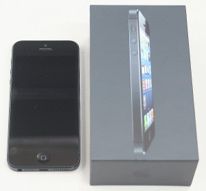 APPLE SoftBank iPhone5 16GB MD297J/A