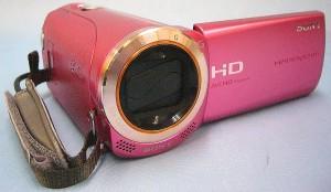SONY デジタルビデオカメラ HDR-CX270V