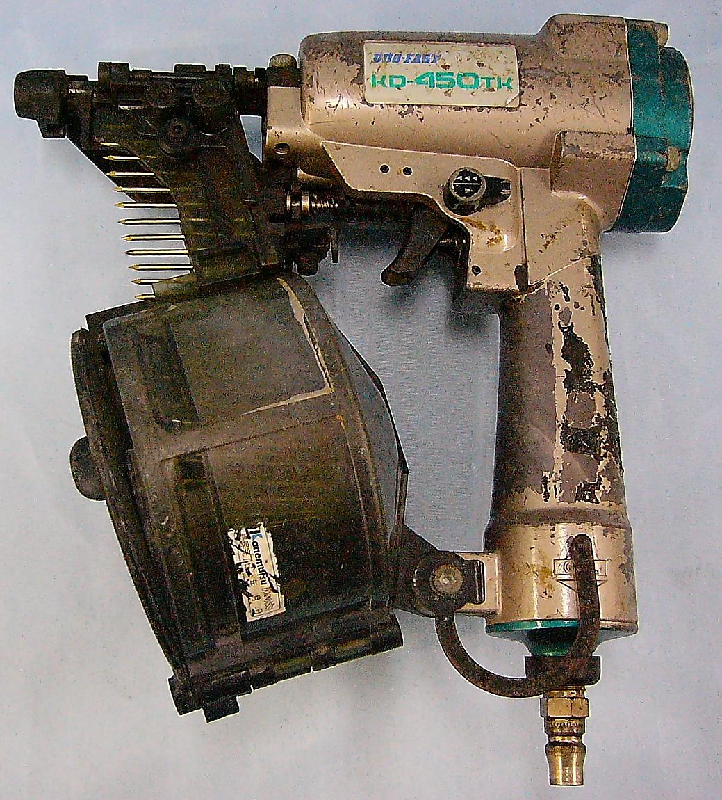 兼松 釘打機 KD-450TK