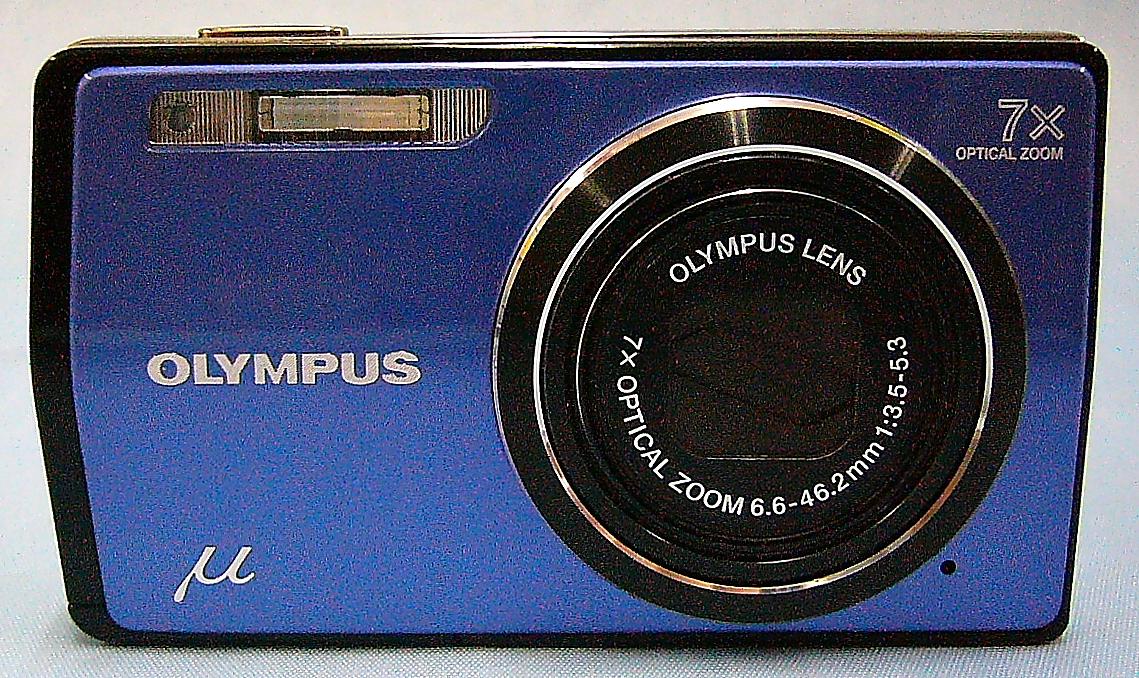 OLYMPUS デジタルカメラ μ-7000