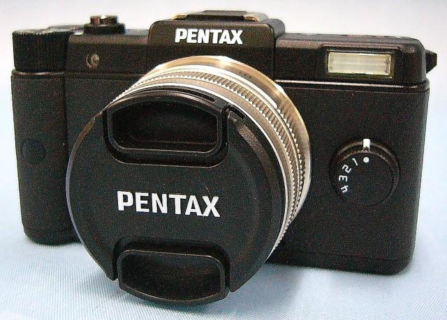 PENTAX デジタル一眼カメラ PENTAX Q 01 STANDARD PRIME