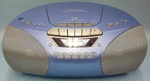 SONY CDラジカセ CFD-S250