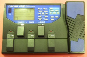 BOSS エフェクター ME-30