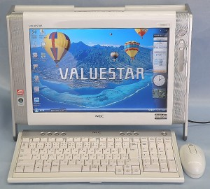 NEC 一体型パソコン PC-VN500JG