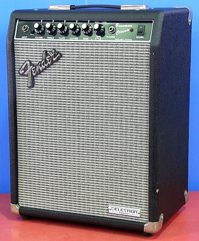 Fender ベースアンプ BMC-20CE