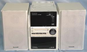 Panasonic ミニコンポ SA-PM730SD