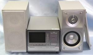 Panasonic ミニコンポ SA-SX400