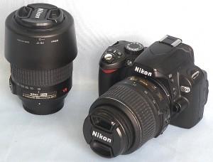 Nikon デジタル一眼カメラ D60 Wズームキット