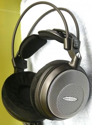オーディオテクニカ ヘッドホン ATH-AD500