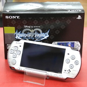 SONY PSP+ソフト KINGDOM HEARTS EDITION ソフト同梱版