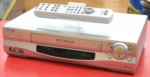 SONY ビデオレコーダー SLV-NX1