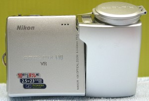 Nikon コンパクトデジタルカメラ COOLPIX S10