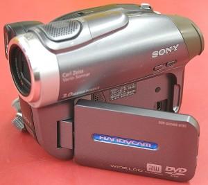 SONY DVDデジタルビデオカメラ DCR-DVD403