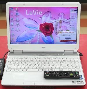 NEC ノートパソコン PC-LL370DS6W