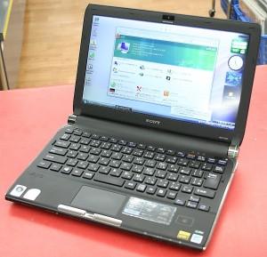 SONY ノートパソコン VGN-TT50B