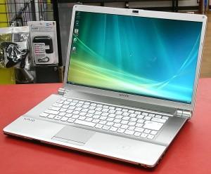 SONY ノートパソコン VGN-FW30B