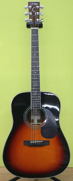 S.YAIRI アコースティックギター YD-40