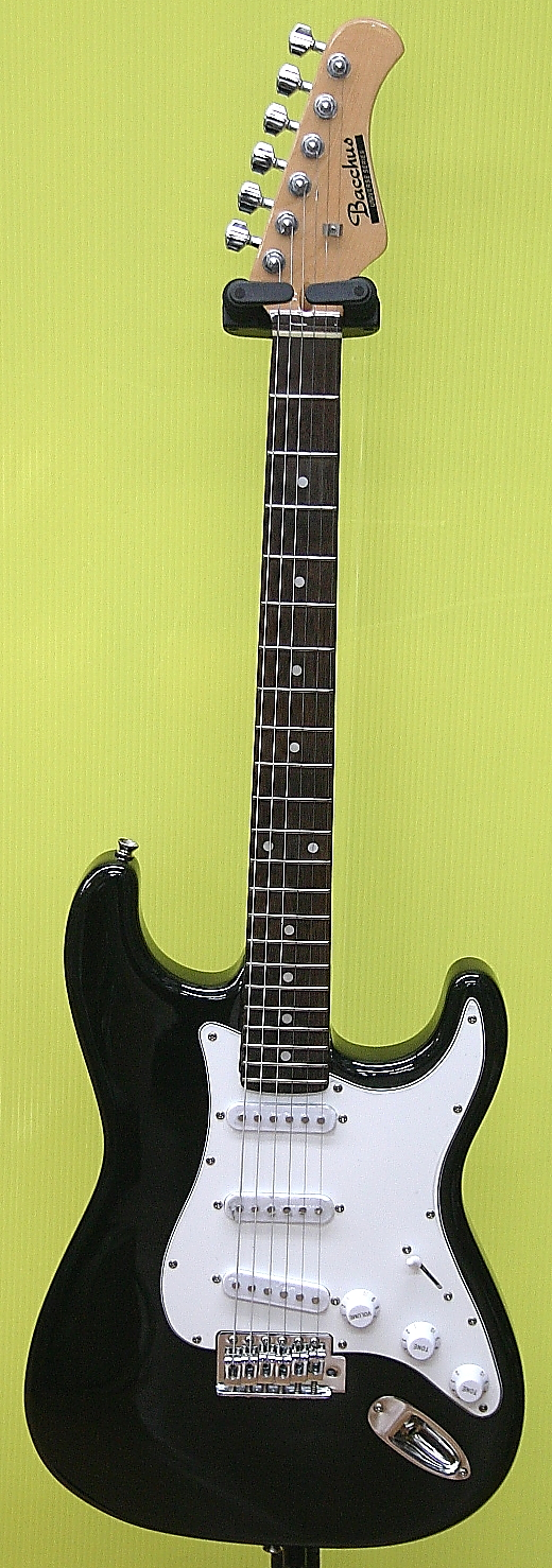 Bacchus エレキギター BST-250R