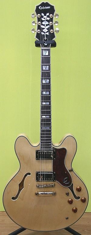 Epiphone セミアコースティックギター SHERATON II