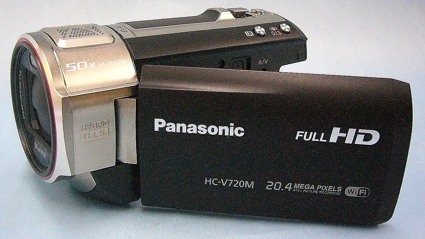 Panasonic HDビデオカメラ HC-V720M-K+VW-VBT190