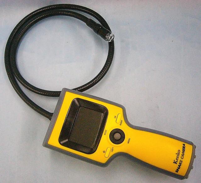 Kenko 防水スネイクカメラ SNAKE-09