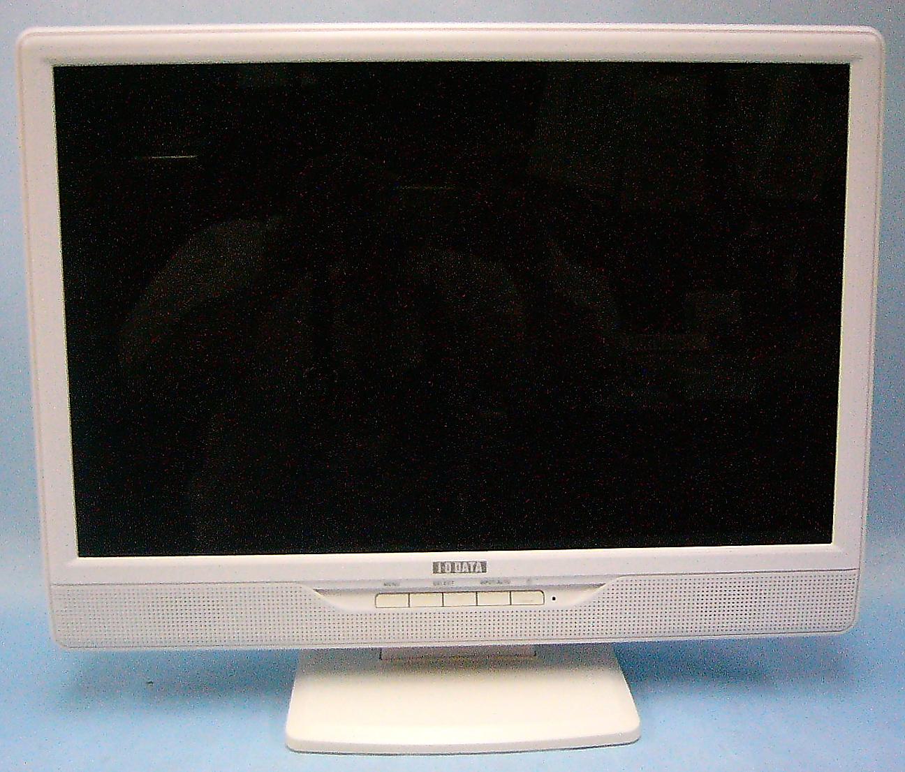 I・O DATA 液晶ディスプレイ LCD-AD191XW2