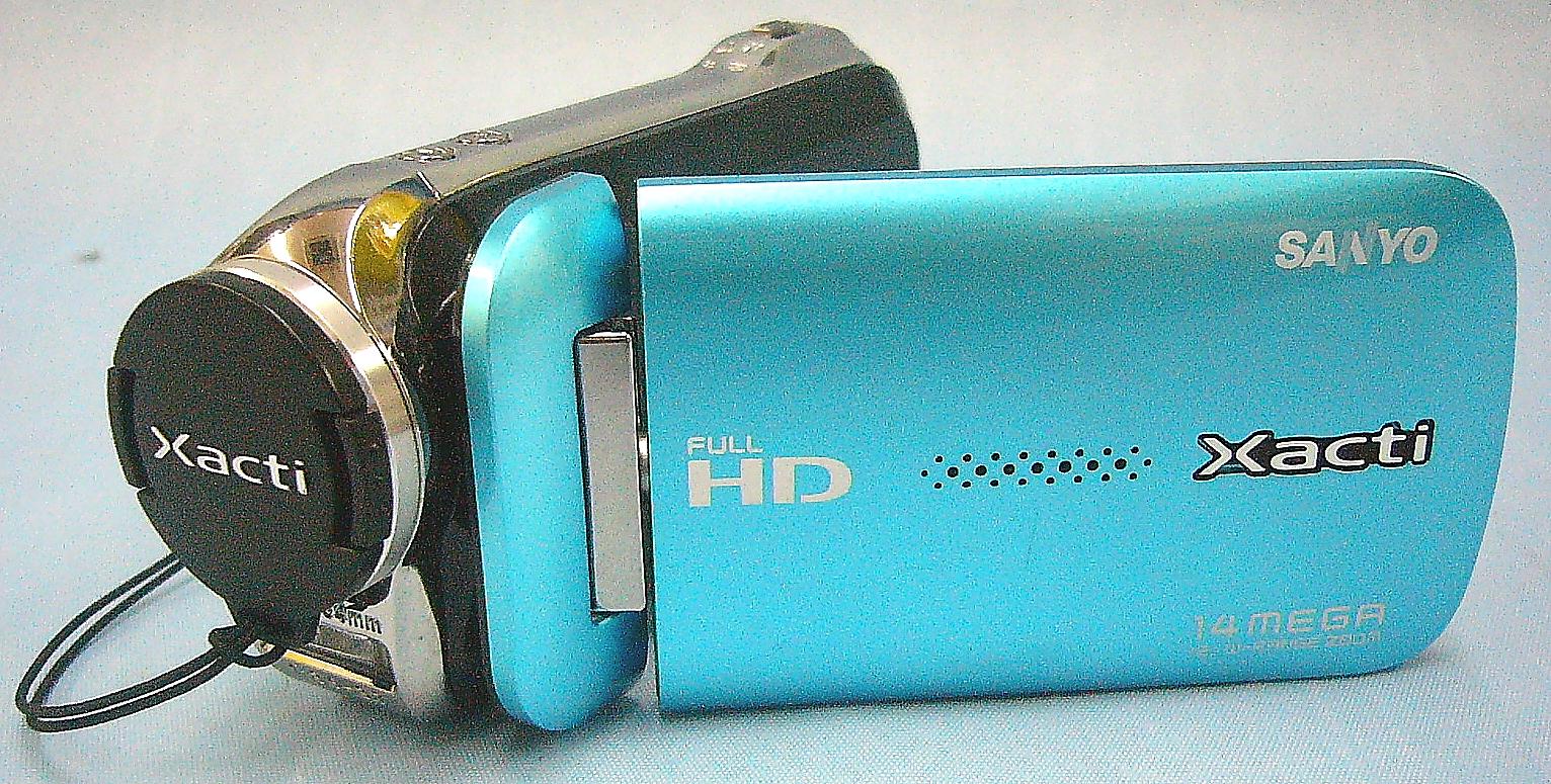 SANYO ムービーカメラ DMX-GH1