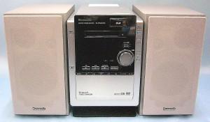 Panasonic ミニコンポ SC-PM930DVD