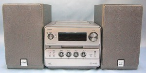 SHARP ミニコンポ SD-GX1
