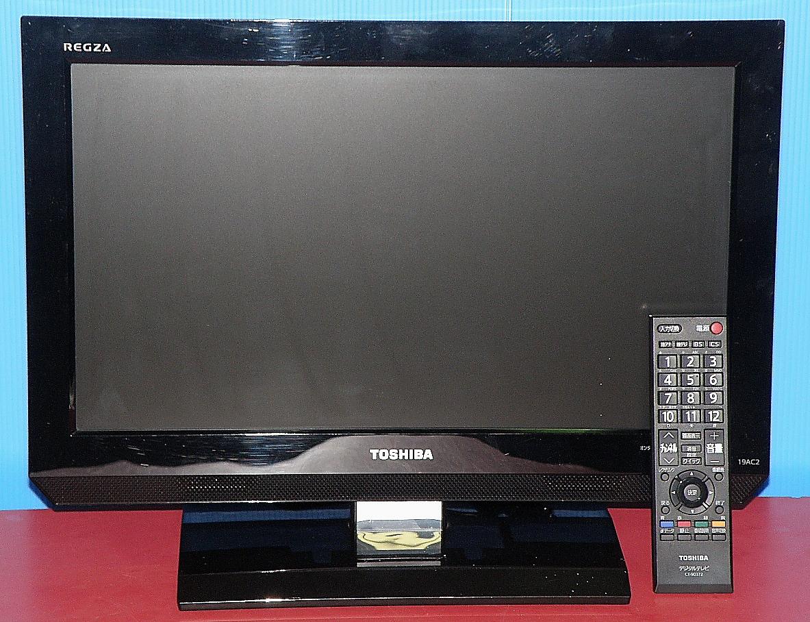 TOSHIBA 液晶テレビ 19AC2