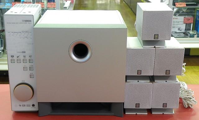 YAMAHA 5.1ch ホームシアターシステム TSS-15