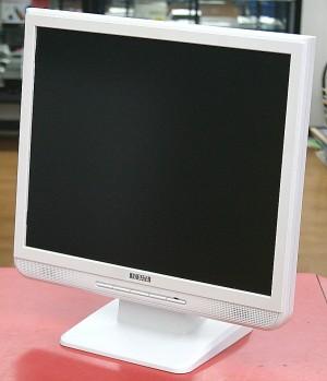 I・O DATA 液晶モニター LCD-A173GW