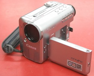 Canon Mini DVビデオカメラ IXY DV S1