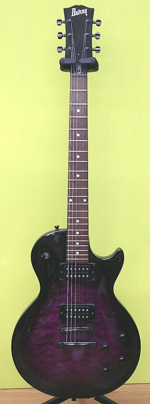 Burny エレキギター LG-550