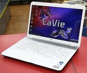 NEC ノートパソコン PC-LS150F26W