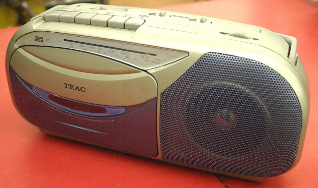 TEAC ラジカセ PC-8