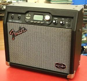 Fender アンプ G-DEC