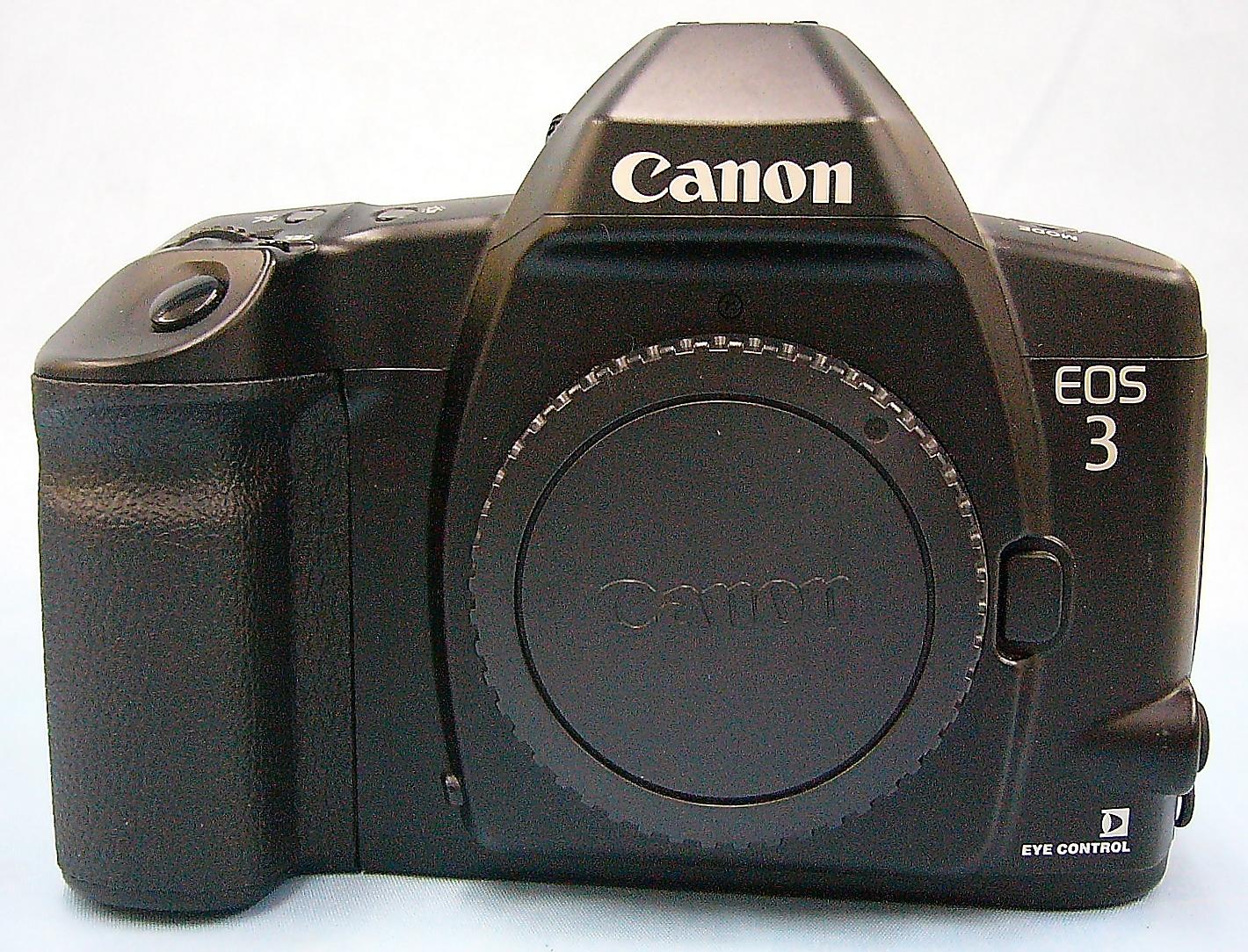 Canon フィルムカメラ EOS3