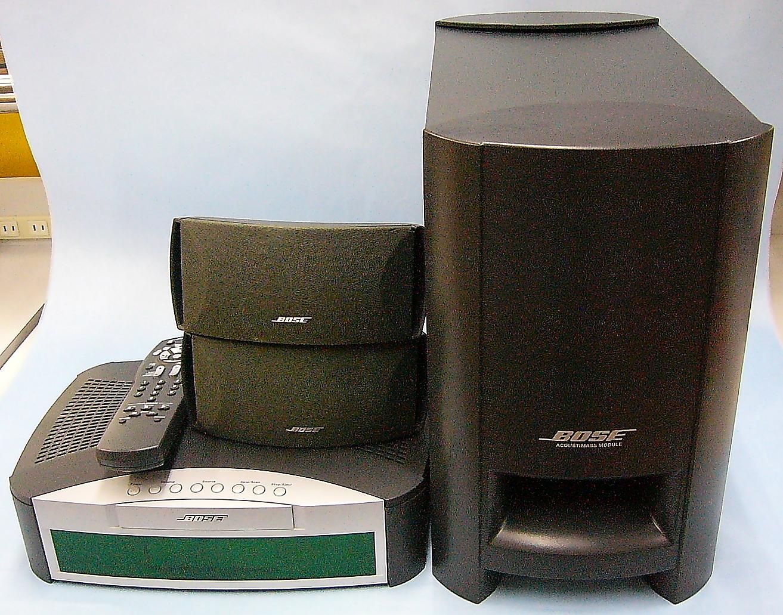 BOSE DVDホームシアターシステム 3・2・1