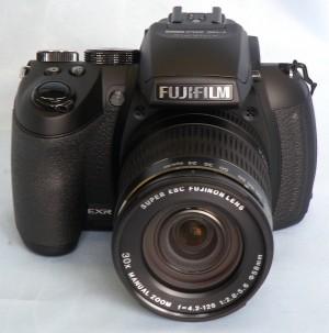 FUJIFILM デジタルカメラ HS30 EXR