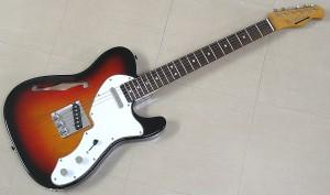 Bacchus エレキギター BTH380SR