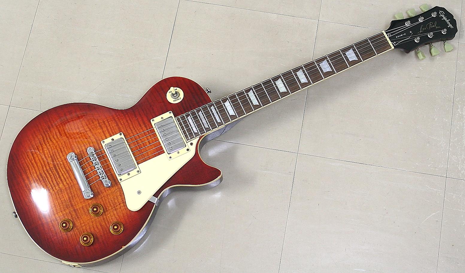 Epiphone エレキギター Les Paul Standard
