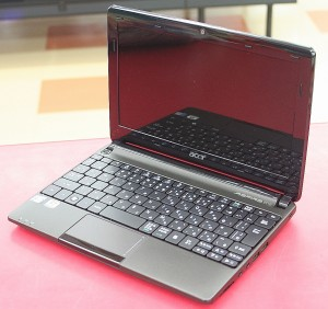 acer ノートパソコン D257-BK512F