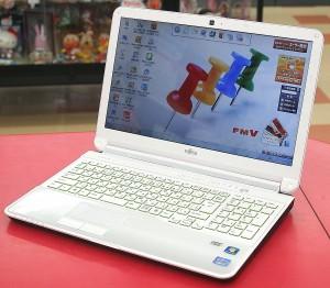 FUJITSU ノートパソコン A55HWG