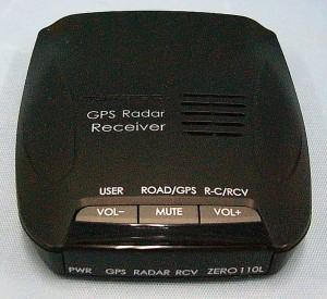 COMTEC GPSレーダー探知機 ZERO 110L