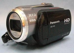 Panasonic ビデオカメラ HDC-HS9