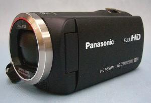 Panasonic ビデオカメラ HC-V520M