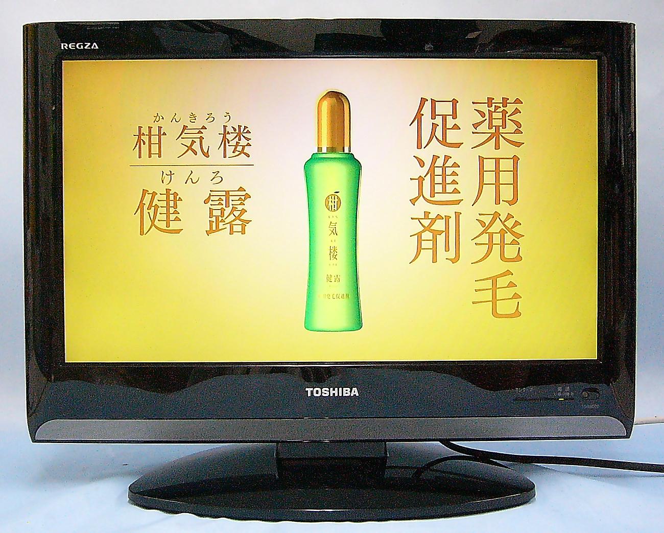TOSHIBA 液晶テレビ 19A8000