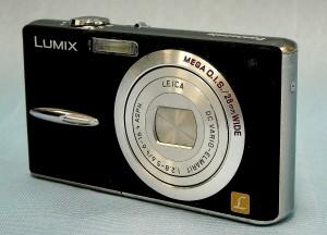 Panasonic デジタルカメラ DMC-FX30